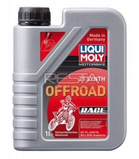 LIQUI MOLY Motorbike 2T Synth Offroad Race 1l