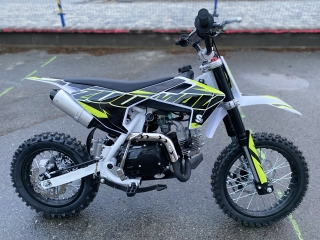 Dirt bike 125cc ZUUMAV model 2020 14-12